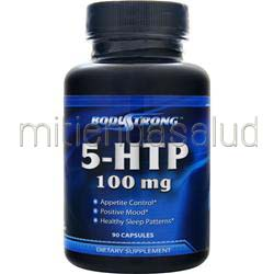 5-HTP 100mg 90 caps BODYSTRONG