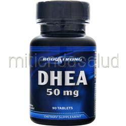 DHEA 50mg 90 tabs BODYSTRONG