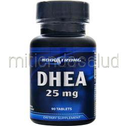 DHEA 25mg 90 tabs BODYSTRONG