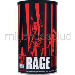 Animal Rage 44 pck UNIVERSAL NUTRITION