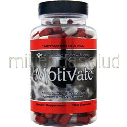 Motivate 120 caps AI SPORTS NUTRITION