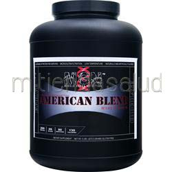 American Blend Whey Protein Chocolate 5 lbs MGN