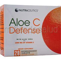 Aloe C Defense Orange 28 tabs NUTRACEUTICS