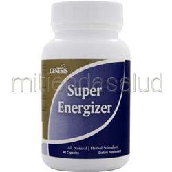 Super Energizer 40 caps GENESIS