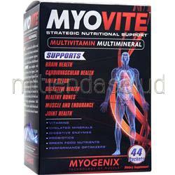 Myovite 44 pckts MYOGENIX