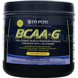 BCAA plus G 1000 Lemonade 180 gr MRM