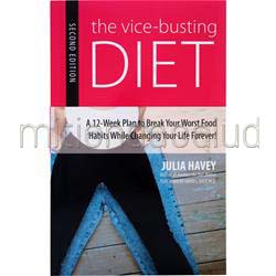 The Vice-Busting Diet - Second Edition 1 book NATURAL FACTORS
