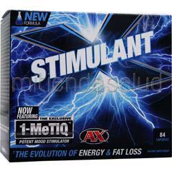 Stimulant - X 84 caps ATHLETIC XTREME