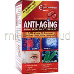 Anti-Aging Total Body Daily Defense 50 sgels APPLIED NUTRITION