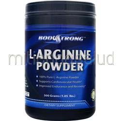 L-Arginine Powder 500 gr BODYSTRONG