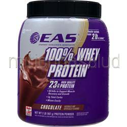 100% Whey Protein Chocolate 2 lbs EAS