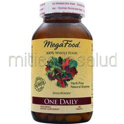 One Daily Multi 180 tabs MEGAFOOD