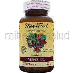 Men's One Daily Multi 90 tabs MEGAFOOD
