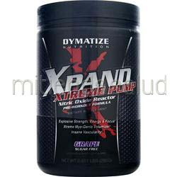 Xpand Xtreme Pump Grape  62 lbs DYMATIZE NUTRITION