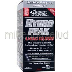 Hydro Peak - Amino 10,000 180 tabs INNER ARMOUR
