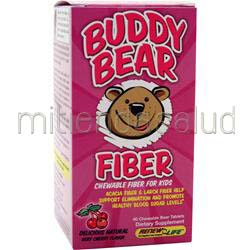 Buddy Bear Fiber 60 tabs RENEW LIFE