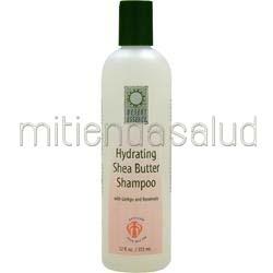 Hydrating Shea Butter Shampoo Ginkgo and Rosemary 12 fl oz DESERT ESSENCE