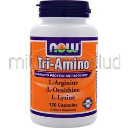 Tri-Amino 120 caps NOW