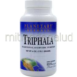 Triphala Powder 6 oz PLANETARY FORMULAS
