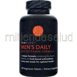 Men's Daily Multivitamin Formula 120 tabs POMOLOGY