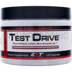 Test Drive 120 caps EST