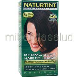 Permanent Hair Colorant 5N Light Chestnut Brown 5 98 fl oz NATURTINT