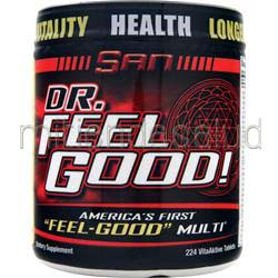 Dr  Feel Good 224 tabs SAN