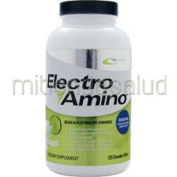 Electro Amino Margarita Flavor 120 chews HIGH ENERGY LABS