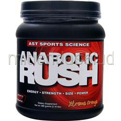Anabolic Rush Xtreme Orange 2 16 lbs AST