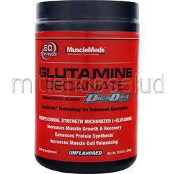 Glutamine Decanate Unflavored 10 58 oz MUSCLEMEDS
