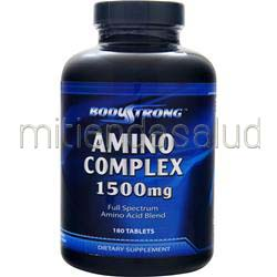 Amino Complex 1500mg 90 tabs BODYSTRONG