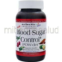 Fresh freeze-dried Blood Sugar Control POW-der 120 gr ECLECTIC INSTITUTE