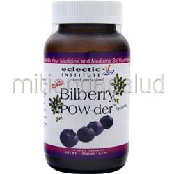 Fresh freeze-dried Bilberry POW-der 90 gr ECLECTIC INSTITUTE