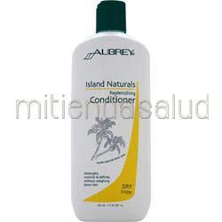 Island Naturals Replenishing Conditioner DRY Frizzy 11 fl oz AUBREY