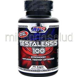 Testalensis 100 75 caps APS