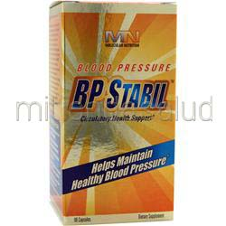 BP Stabil Circulatory Health Support 90 caps MOLECULAR NUTRITION