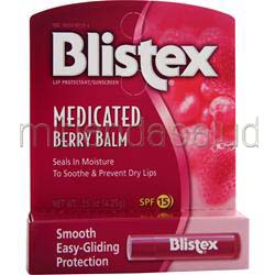 Medicated Berry Balm  15 oz BLISTEX