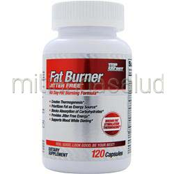 Fat Burner Jitter Free 120 caps TOP SECRET NUTRITION