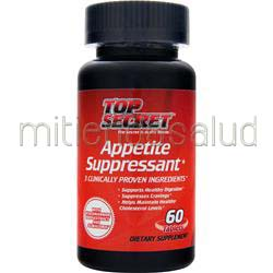 Appetite Suppressant 60 tabs TOP SECRET NUTRITION