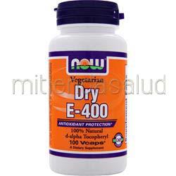 Dry E-400 100 caps NOW