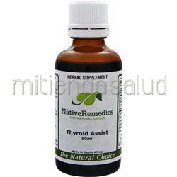 Thyroid Assist 50 mL NATIVE REMEDIES