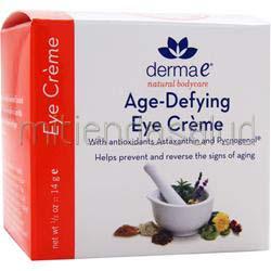 Age-Defying Eye Creme  5 oz DERMA-E
