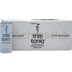 Trim Toniq - The Natural Appetite Management Supplement 24 cans TRUETONIQS