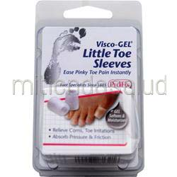 Visco-GEL - Little Toe Sleeves 2 unit PEDIFIX