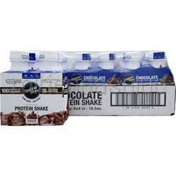 Designer Whey Protein Shake RTD Chocolate 24 bttls DESIGNER WHEY