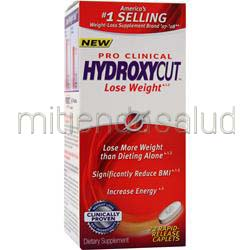 Hydroxycut Pro Clinical 72 cplts MUSCLETECH