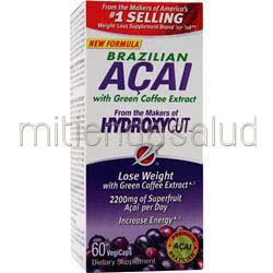 Hydroxycut Acai with Green Coffee Extract MUSCLETECH