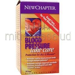 Blood Pressure - Take Care 30 caps NEW CHAPTER