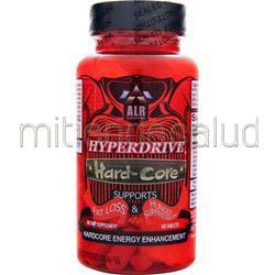Hyperdrive Hard-Core 60 tabs ALR