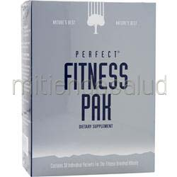 Perfect Fitness Pak 30 pckts NATURE'S BEST